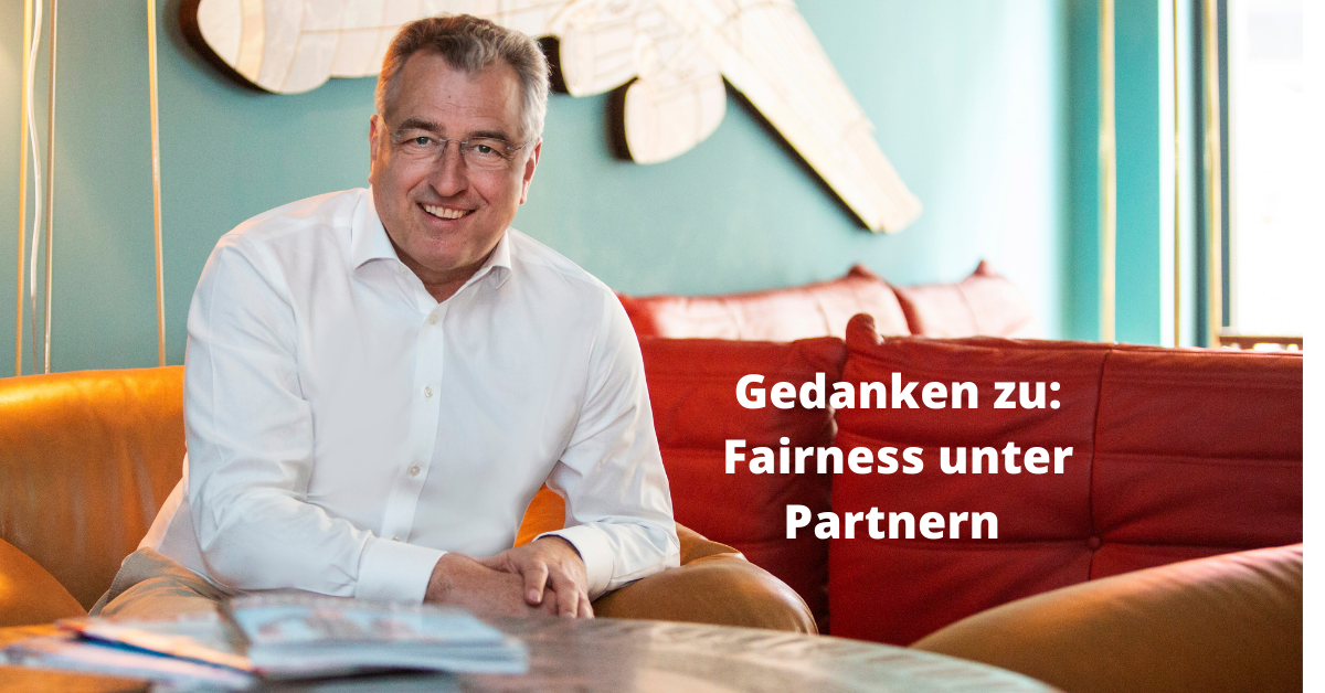 Fairness In Verhandlungen