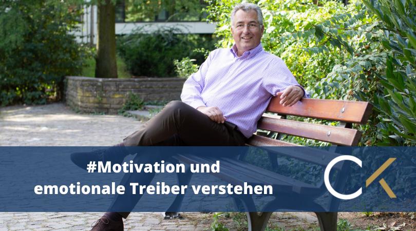 Motivation Und Emotionale Treiber